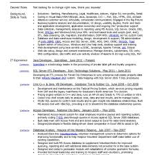 Resume For Analytics Job Resume Data Analyst Job Business Intelligence Analyst Resume The 18