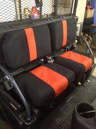 kubota rtv x1100c seat covers with head rest covers