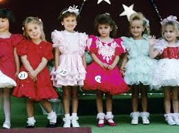 i was a child pageant star six adults look back the cut