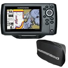 Details About Humminbird Helix 5 G2 Chirp Gps Combo Free Cover Mfg 410210 1 Cover