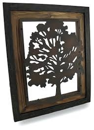 metal wood wall art wood and metal tree wall art wall plate design ideas for framed on metal wall art picture frames with metal wood wall art pixti me