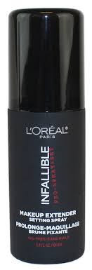 l oreal infallible pro set spray makeup extender setting spray ships usa
