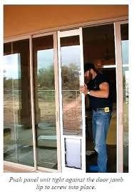 petsafe sliding door door freedom aluminum patio panel sliding glass pet door review cat door installation