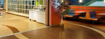 the perfect wave get the visual warmth of hardwood with a high performance resilient floor versatile and colourful vinyl sheet offers creative flexibility