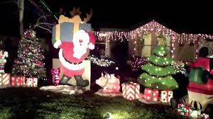 Dovewood Court Christmas Lights 2018 Dovewood Court Christmas Lights Youtube