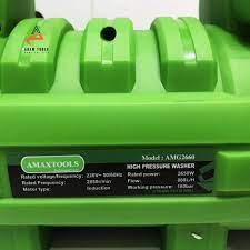 Máy Rửa Xe 2650W Amaxtools AMG2660 - Máy xịt rửa gia đình chính hãng chính  hãng 1,840,000đ