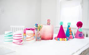 creative birthday party diys
