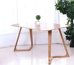 office desk legs. Office Table Legs Wood Desk For Minimalist Modern Style Dining Oak . Q