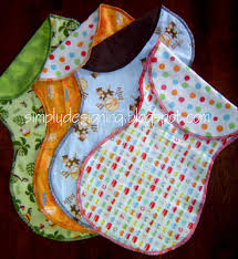 Burp Cloth Pattern Beauteous DIY Burp Cloths Full Tutorial And Template To Make Yourself