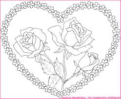 Coloriage Rose Des Sables