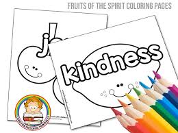 51 Fruit Of The Spirit Coloring Pages Fruit Of The Spirit Peace