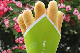 nothing says i love you this valentine s day like a breadstick bouquet from olive garden