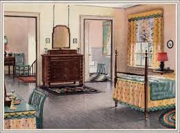 1925 Armstrong Traditional Bedroom