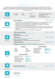 Physician Assistant Sample Resume Resume Examples By Real People Physician Assistant Resume
