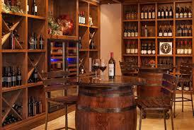 wine tasting room furniture. Room With Wine Barrel Tables And Shelves Of Bottles Tasting Furniture L
