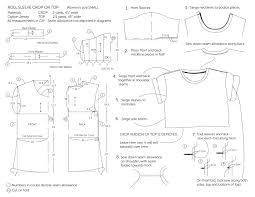 T Shirt Sewing Pattern Interesting Inspiration