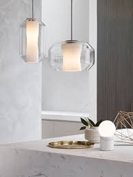 home style lighting. callista squat pendant in opalchrome 189 home style lighting