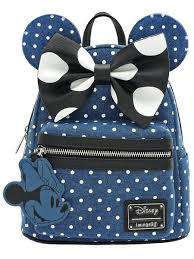 <b>Рюкзак</b> Funko LF: <b>Disney</b>: <b>Minnie Mouse</b> Denim <b>Backpack</b> ...