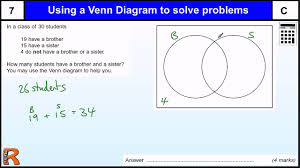 Examples Of Venn Diagram Problems With Answers Venn Diagram Probability Exam Questions Manual E Books