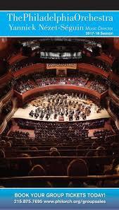 2017 2018 Season Brochure By The Philadelphia Orchestra Issuu