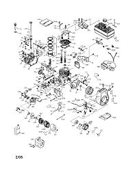 Tecumseh model LH318SA-156552G engine genuine parts