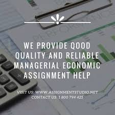 managerial economics assignments help assignment studio managerial economics assignments help
