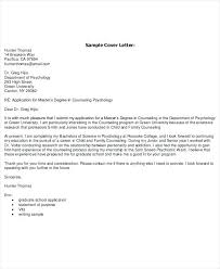 University Application Letter Sample College Application Thank You