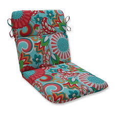 rounded corners chair cushion