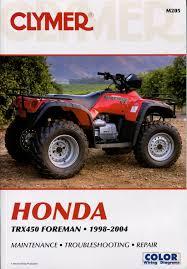 1998 1999 2000 2001 honda trx450s trx450 s trx 450 s foreman 205 205b 205p