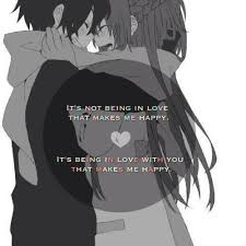 Love Anime Quotes Custom Anime Love Quotes Anime Amino