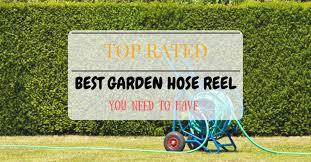 best garden hose reel reviews