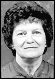 Bernice Burnette Myers (1923-2007) - Find A Grave Memorial
