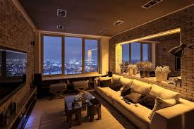 Apartment Inside Night And Beautiful Penthouse Daun Penh Wall C - Luxury apartments inside