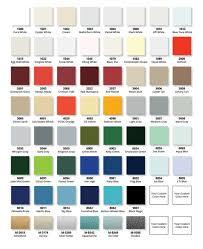 Easypoxy Color Chart Color Chart Emc2 Quantum Paint Paint Color Chart Color