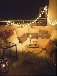 balcony lighting ideas. Apartment Balcony Lighting Ideas Awesome 9 Romantic Table Settings For 2 Balconies And S
