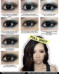 make up tutorial korean celebrity eye makeup tutorial page 10 soompi