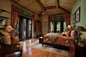 beach themed bedroom ideas in tripical bedroom with