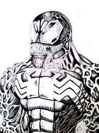 Printable Venom Coloring Pages - Coloring Home