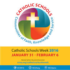 Catholic School Week Agenda | St. Lawrence Elementary School