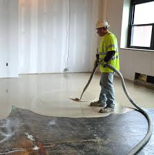 level concrete floor level right cost to level concrete floor for tile