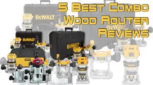 dewalt router. 5 best combo wood router reviews dewalt dwp611pk dewalt