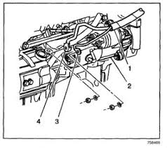 2002 oldsmobile alero starter replacement procedure 2002 removal procedure