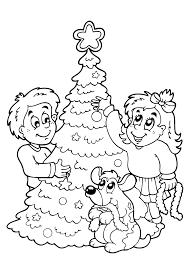 Kerstboom Kleurplaat 38 Mooie Kleurplaten Kerstboom