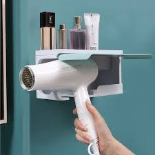 9 6 5 5 wall mount hair dryer holder