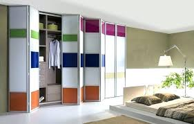 modern bifold closet doors throughout remodel
