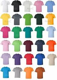 Gildan G8000 Color Chart Details About Gildan Dryblend 50 50 T Shirt 8000 4xl 5xl Cotton Polyester New 41 Colors