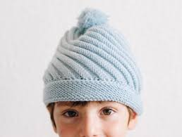 Free Knitting Patterns For Baby Hats Interesting Inspiration