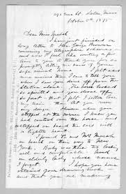 letter from alexander graham bell to mabel hubbard bell  letter from alexander graham bell to mabel hubbard bell 5 1875 library of congress