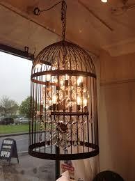 bird cage lighting. Bird Cage Chandelier Light. Lighting