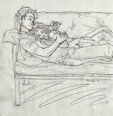 Pencil Sketches Of Couples Pencil Sketches Of Couples And Friends Sleeping Zizing
